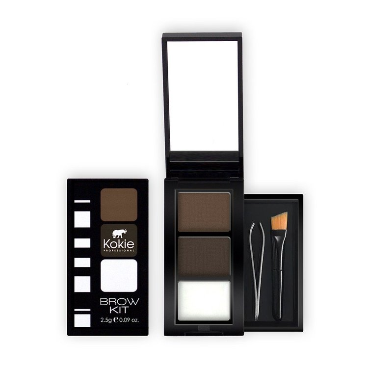 Kokie Brow Kit Dark Brunette