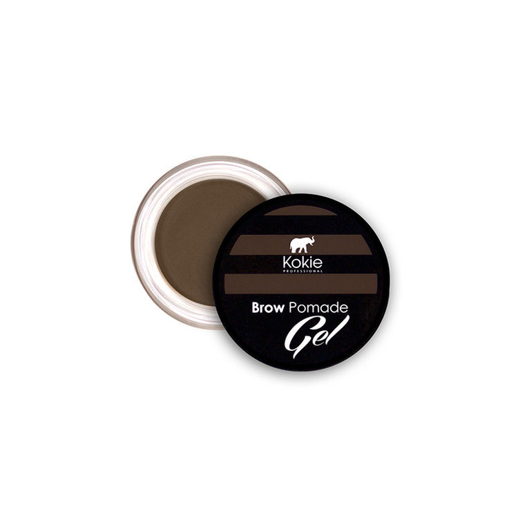 Kokie Eyebrow Pomade Gel Medium Brunette