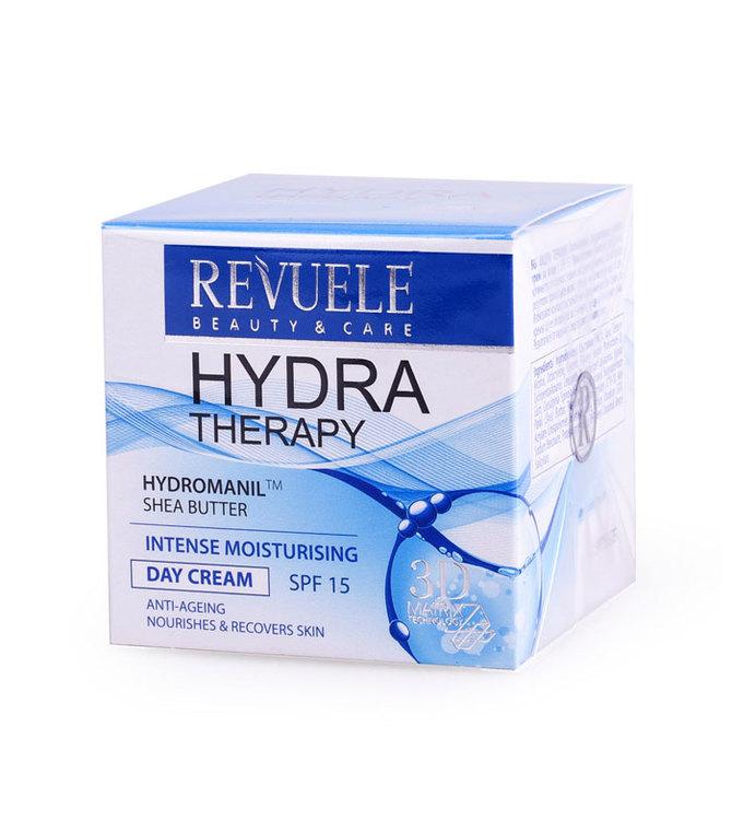REVUELE Hydra Therapy Intense Moisturising Day Cream SPF 15