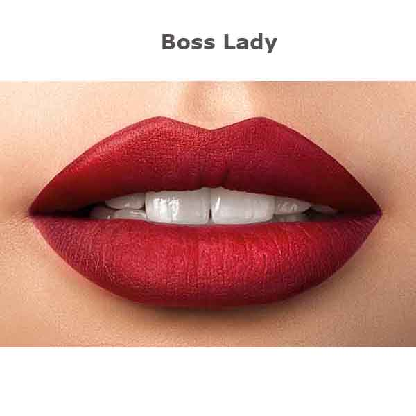 Kokie Kissable Matte Liquid Lipstick Boss Lady