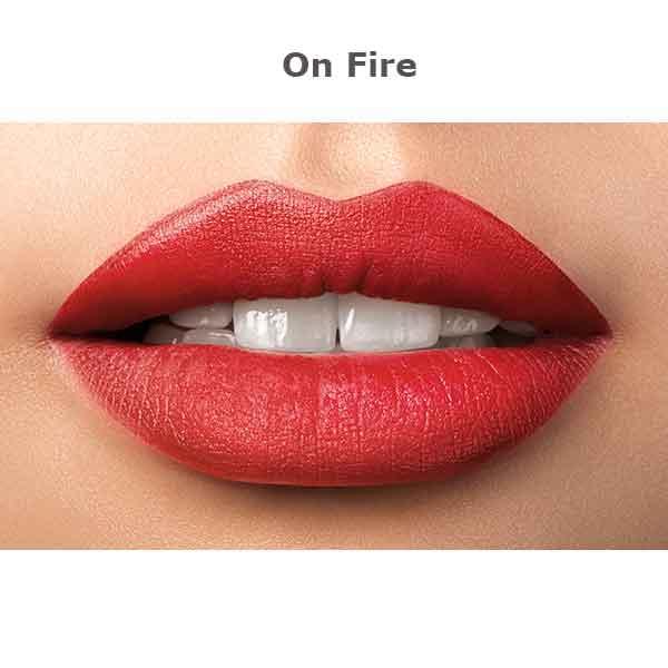 Kokie Kissable Matte Liquid Lipstick On Fire