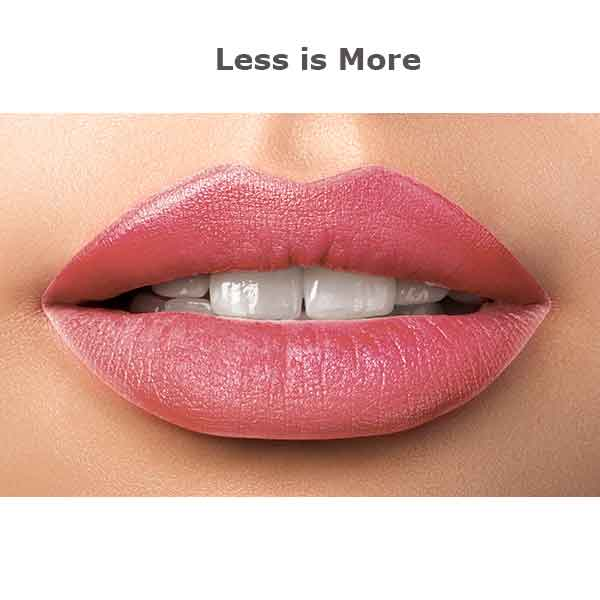 Kokie Kissable Matte Liquid Lipstick Less is More
