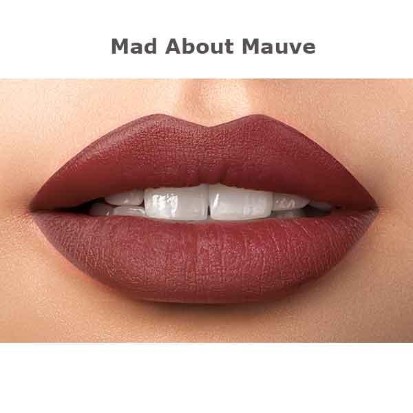 Kokie Kissable Matte Liquid Lipstick Mad About Mauve