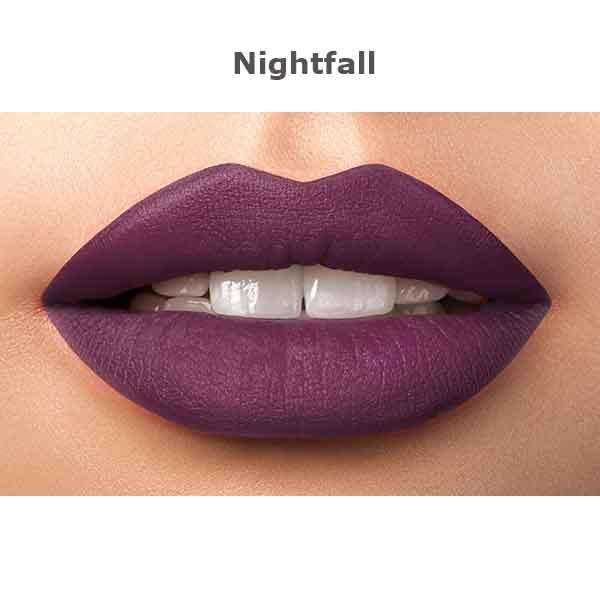 Kokie Kissable Matte Liquid Lipstick Nightfall