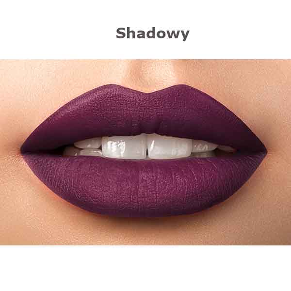 Kokie Kissable Matte Liquid Lipstick Shadowy