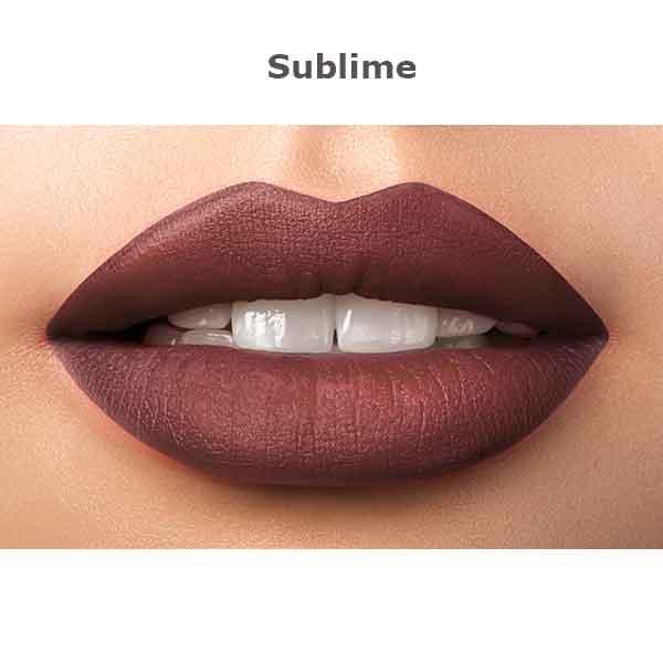 Kokie Kissable Matte Liquid Lipstick Sublime