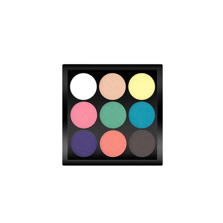 Kokie Eyeshadow Palette Rainbow Riot