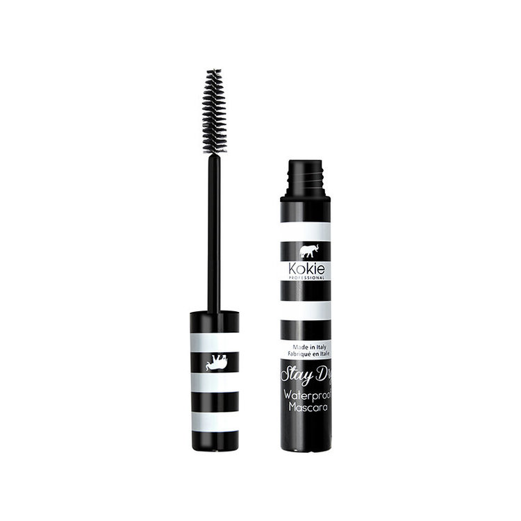 Kokie Stay Dry Waterproof Mascara Black