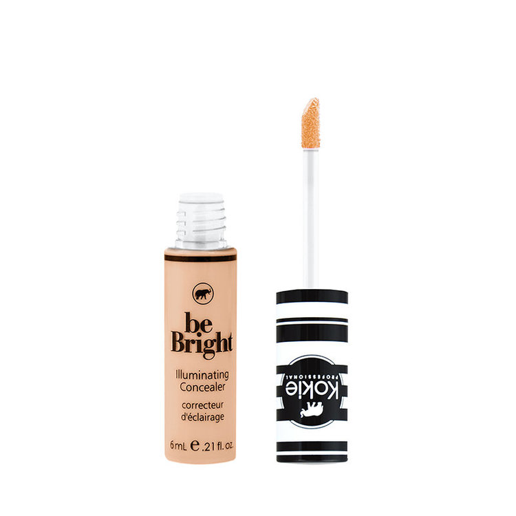 Kokie Be Bright Illuminating Concealer Medium Light