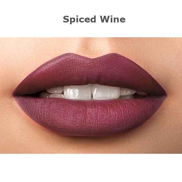 Kokie Matte Lipstick Spiced Wine