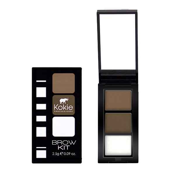 Kokie Brow Kit Brunette