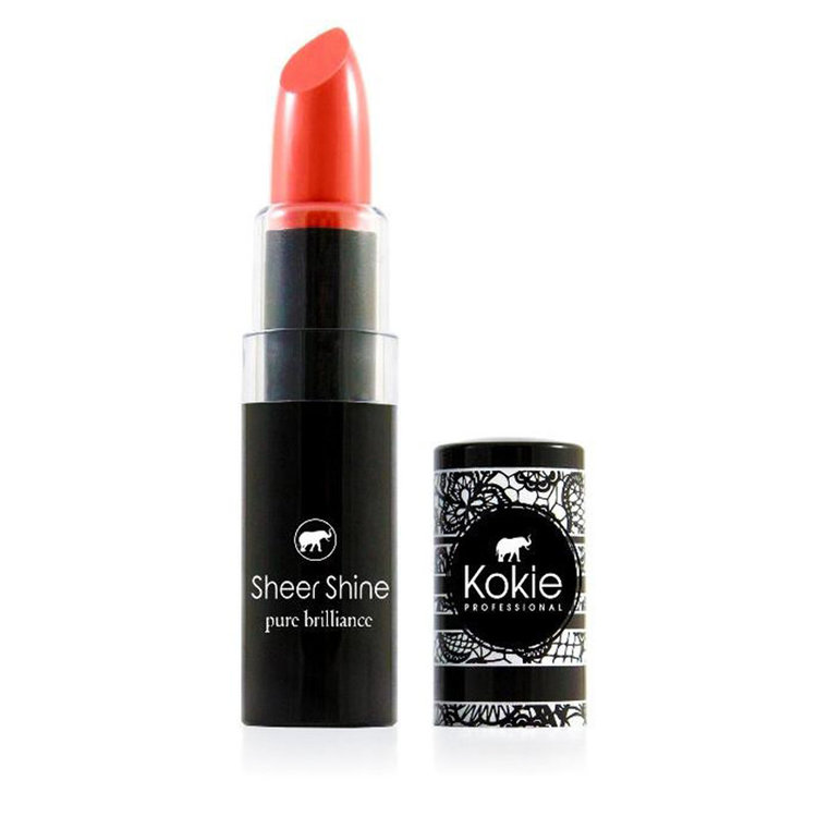 Kokie Sheer Shine Lipstick First Love
