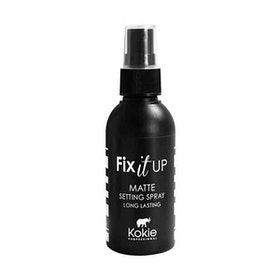 Kokie Fix It Up Matte Setting Spray