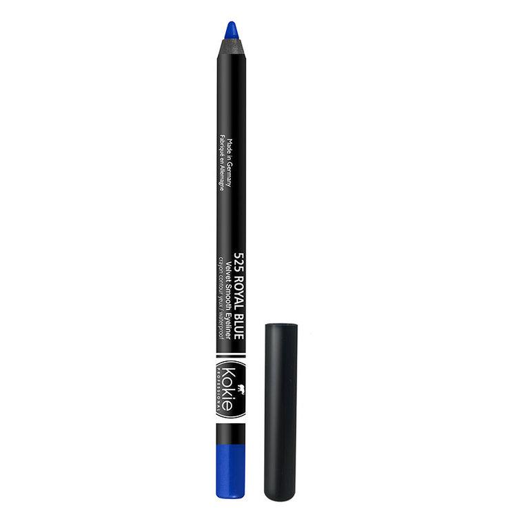 Kokie Velvet Smooth Eyeliner Royal Blue