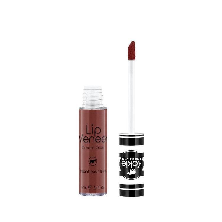 Kokie Lip Veneer Cream Lip Gloss Mocha Madness