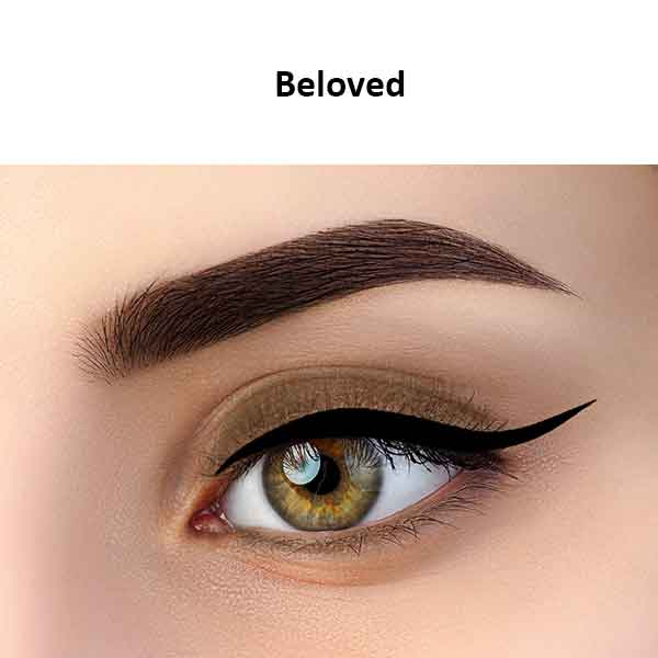 Kokie Duo Metallic Eyeshadow Beloved