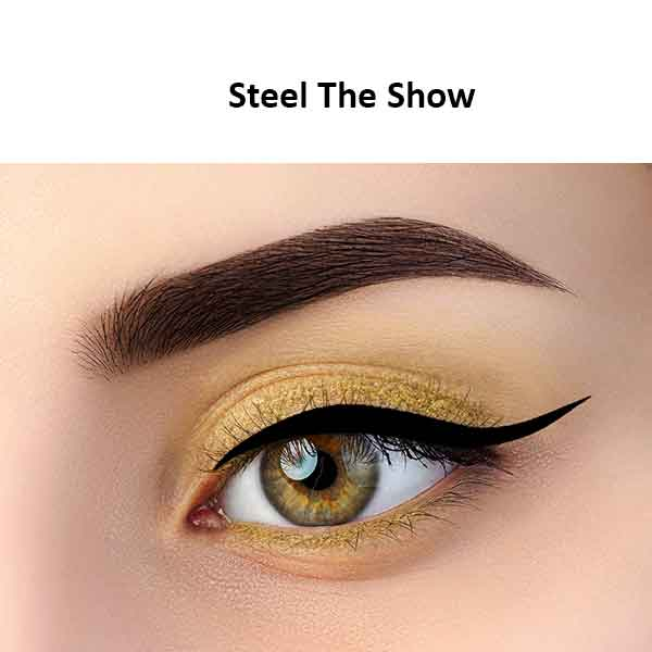 Kokie Duo Metallic Eyeshadow Steal The Show