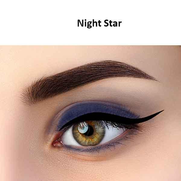 Kokie Duo Metallic Eyeshadow Night Star