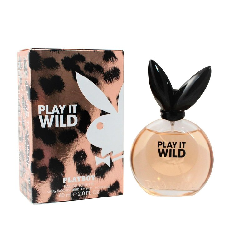 Playboy Play It Wild For Her Edt 60 ml