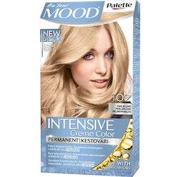 Mood Palette Intensive Cream Colour Pärlblond nr 102