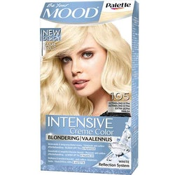 Mood Palette Intensive Cream Colour nr 105 Blondering Ultrablond X-tra