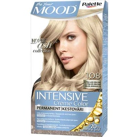 Mood Palette Intensive Cream Colour nr 108 X-tra Ljus Isblond