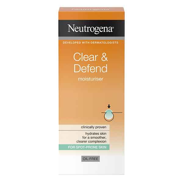 Neutrogena Clear & Defend Moisturiser