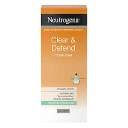 Neutrogena Clear & Defend Moisturiser