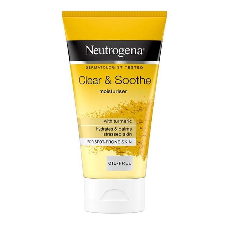 Neutrogena Clear & Soothe Moisturiser