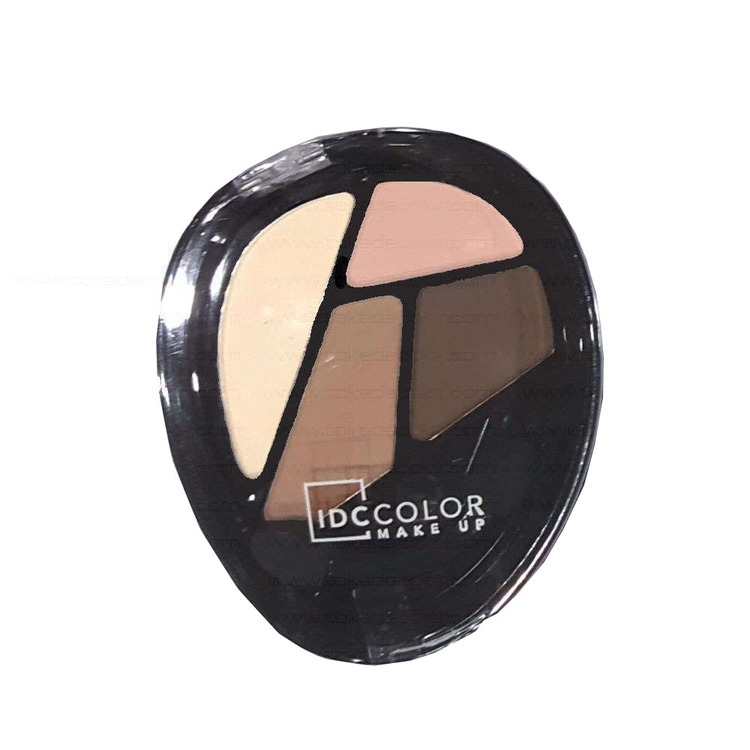 IDC Color 4 Matte Eyeshadow Caramel