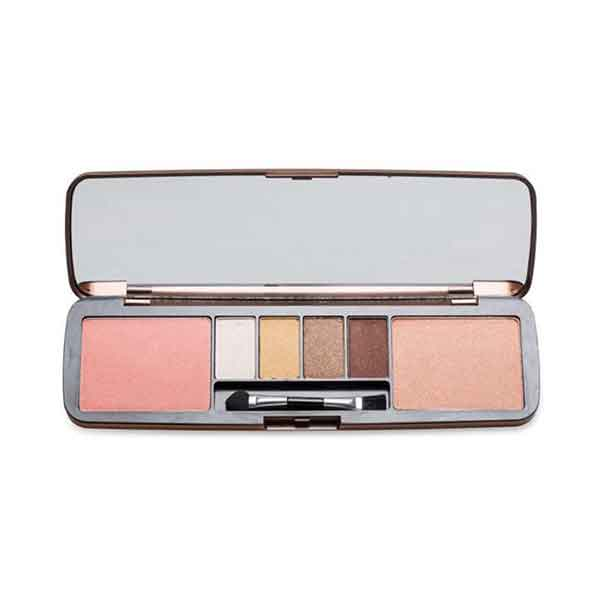 IDC Color Eyeshadow & Face Tin Palette Bronze
