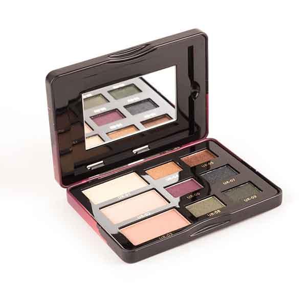 IDC Color Urban Style Eyes Eyeshadow & Blusher Palette