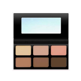 Kokie Powder Contour Palette Dark-Deep