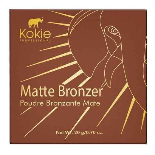 Kokie Matte Bronzer Heatwave