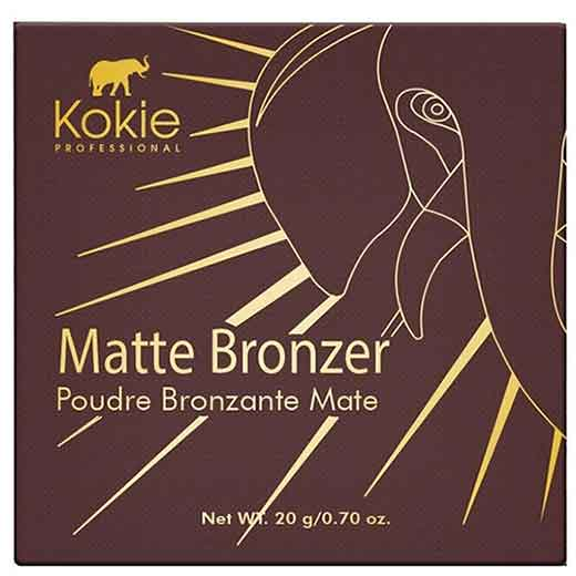 Kokie Matte Bronzer Sol Tan