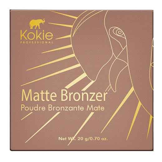 Kokie Matte Bronzer Stay Golden
