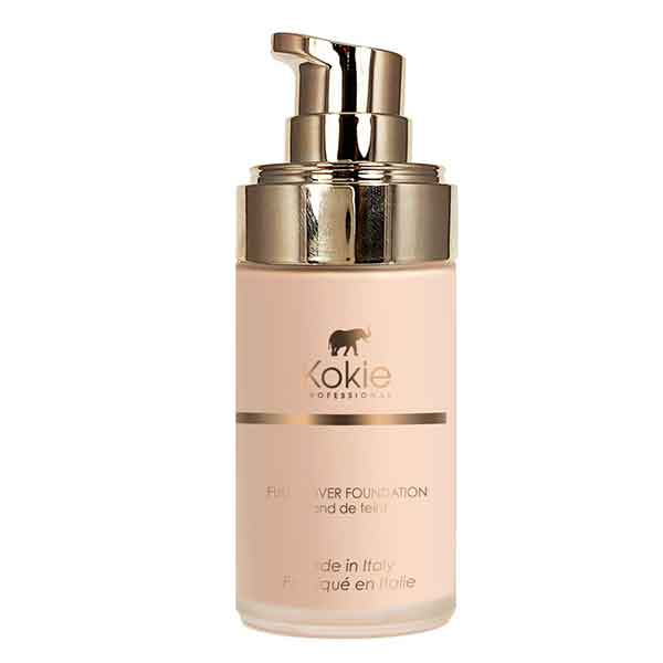 Kokie Full Cover Foundation 10W