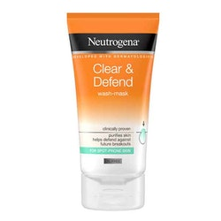 Neutrogena Clear & Defend Wash Mask
