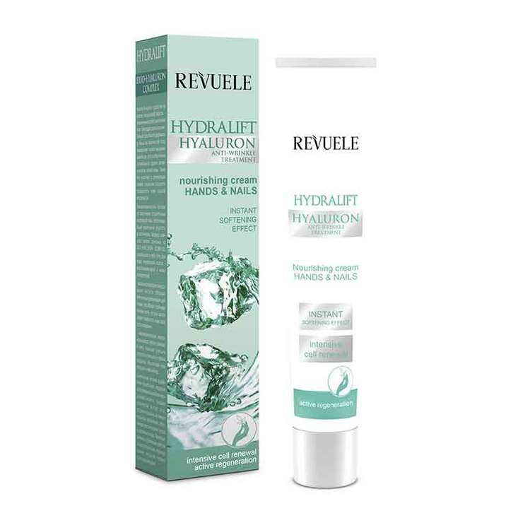 REVUELE Hydralift Hyaluron Hands & Nails
