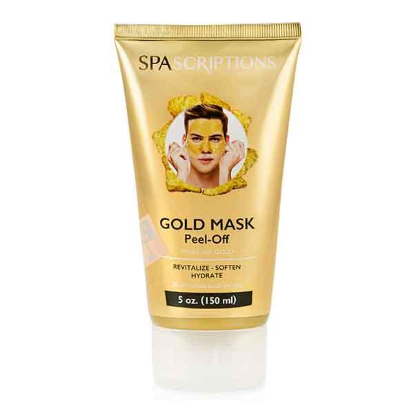 SPASCRIPTIONS Peel Off Gold Mask 150 ml