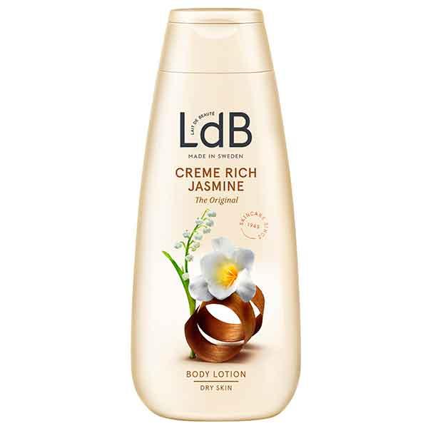 LdB Creme Rich Jasmine Body Lotion