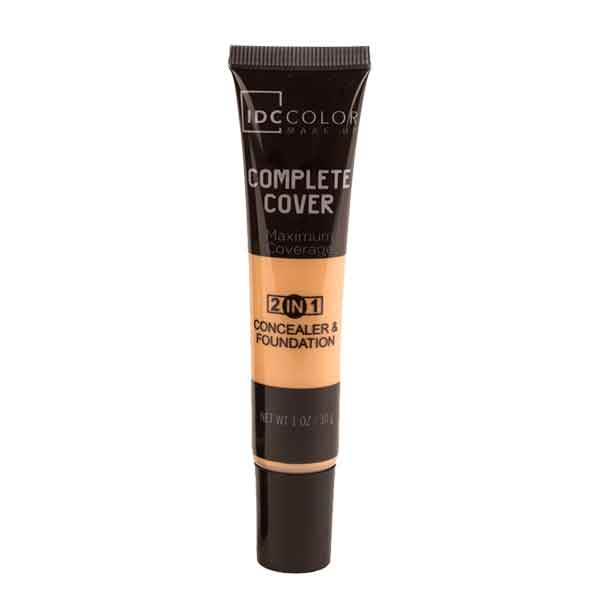 IDC Color Complete Cover 2 in 1 Concealer & Foundation Medium
