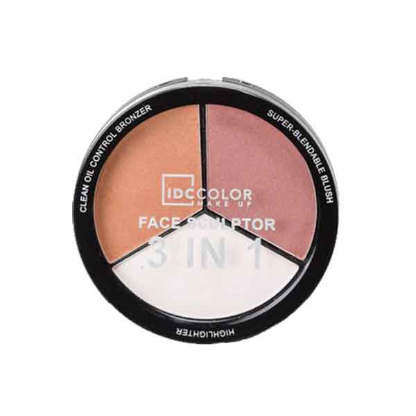 IDC Color Face Sculptor 3 in 1 Sand