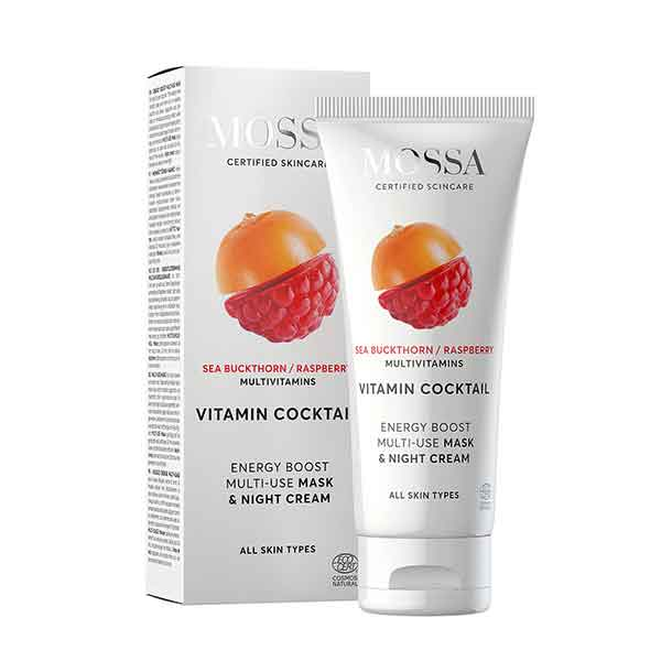 MOSSA Vitamin Cocktail Multi-Use Mask