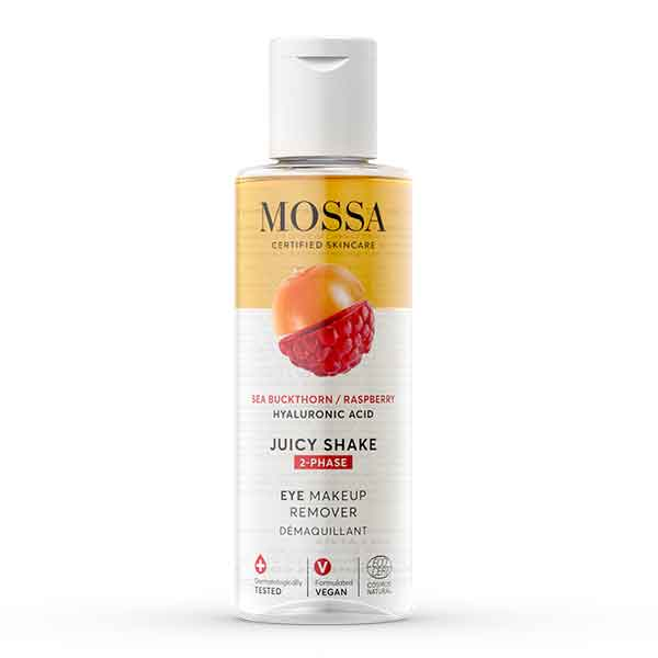MOSSA Juicy Shake Eye makeup remover