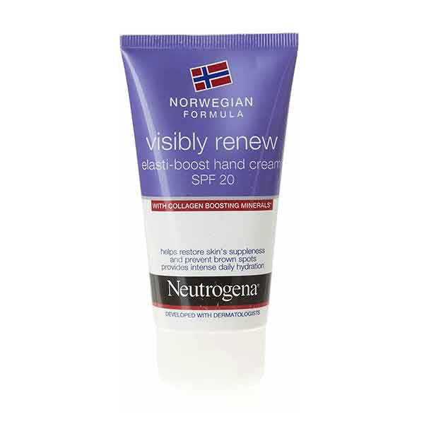 Neutrogena Norwegian Formula Visibly Renew Hand Cream