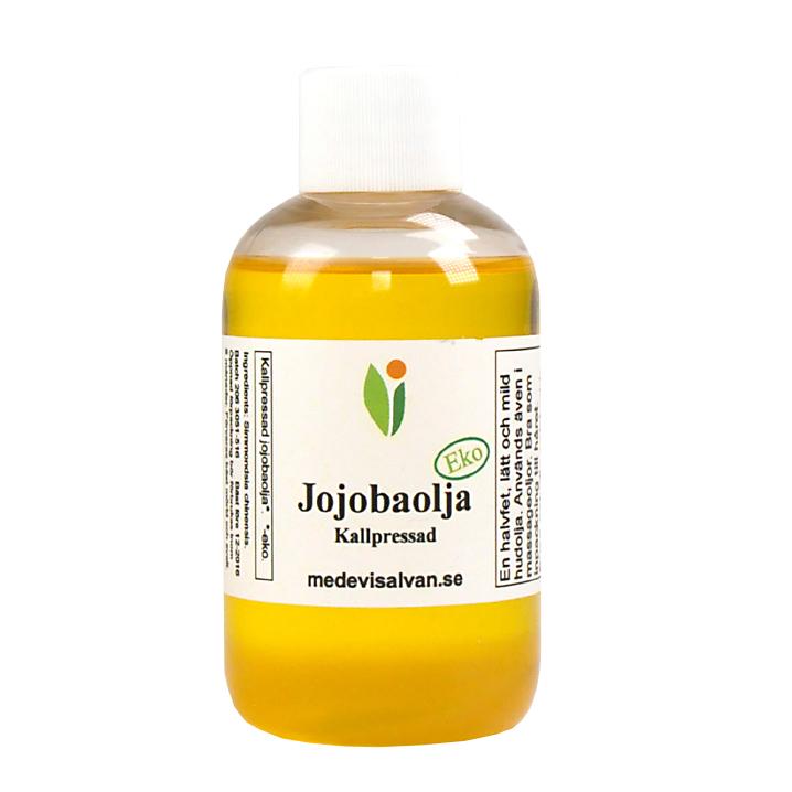 Medevi Jojobaolja kallpressad Eko