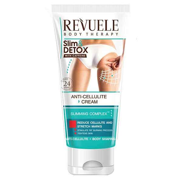 REVUELE Slim & Detox Anti-Cellulite Cream
