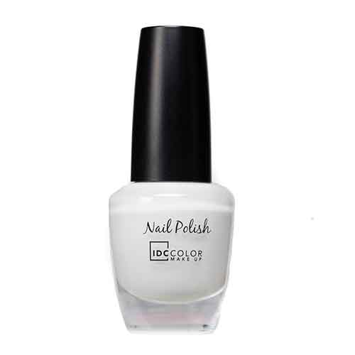 IDC Color Nail Polish French Manicure Snow White