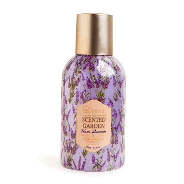IDC INSTITUTE Scented Garden Shower Gel Lavender